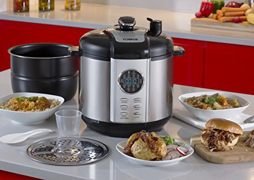 tower t16005 one pot express electric pressure cooker review. Black Bedroom Furniture Sets. Home Design Ideas