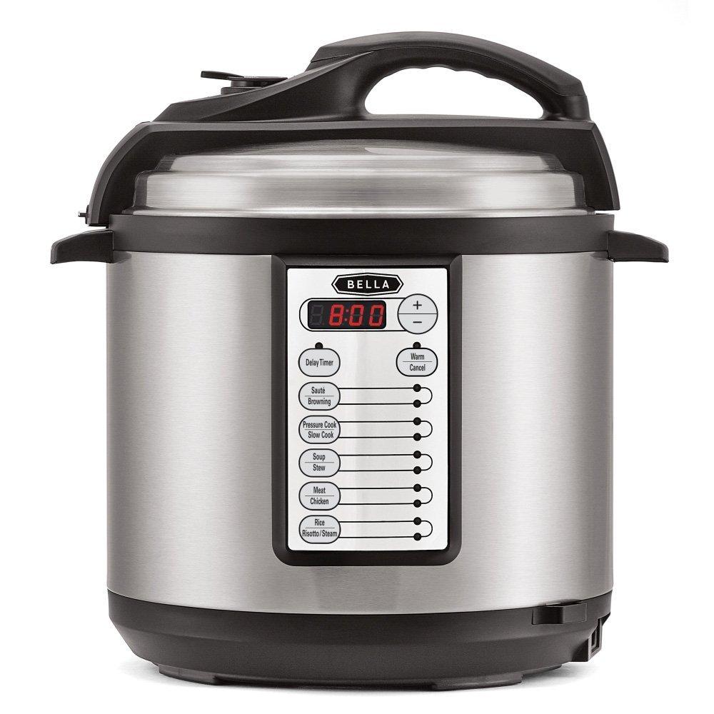 bella multi function pressure cooker review uk cookpot. Black Bedroom Furniture Sets. Home Design Ideas